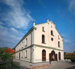 Obnovená ortodoxná synagóga v Trnave