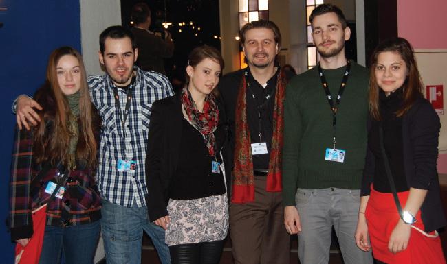 FMK na prestížnom filmovom festivale BERLINALE 2012