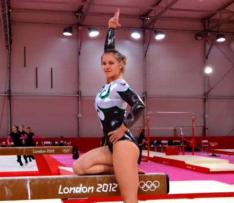 Gymnastika vyrytá hlboko v srdci