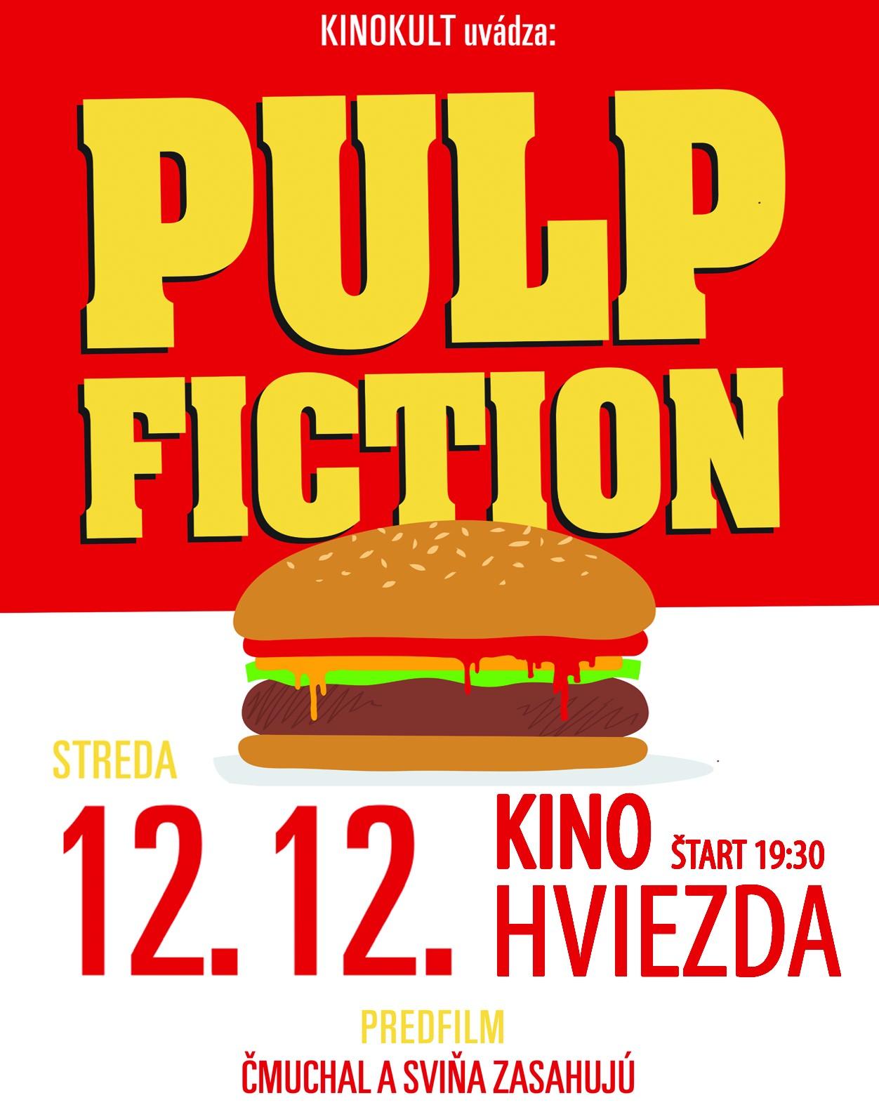 Pulp Fiction v Kine Hviezda