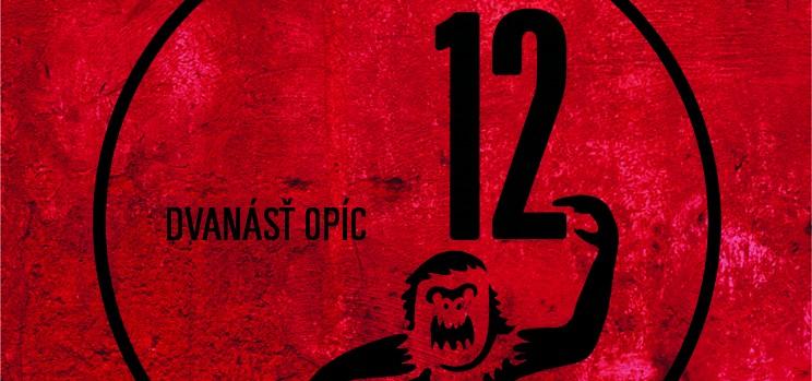 12 opíc v Kine Hviezda!