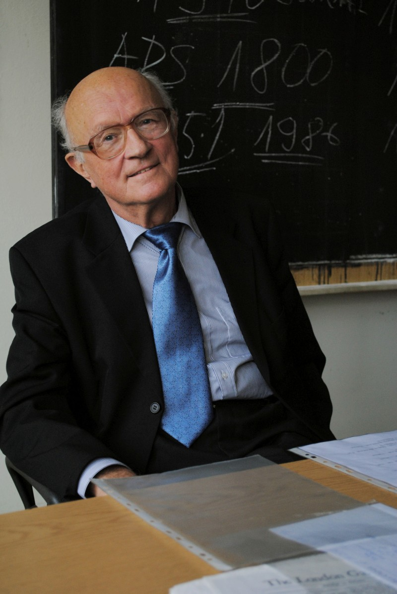Doctor honoris causa JURAJ VOJTEK