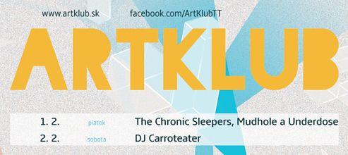 Februárový program ArtKlubu