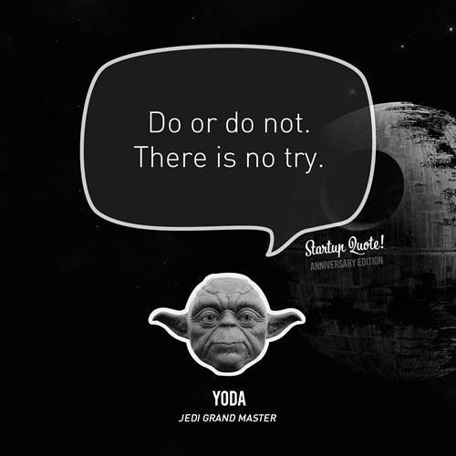 Yoda startup