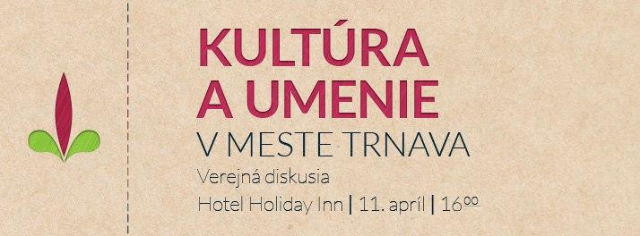 Počiatok kultúry v meste Trnava
