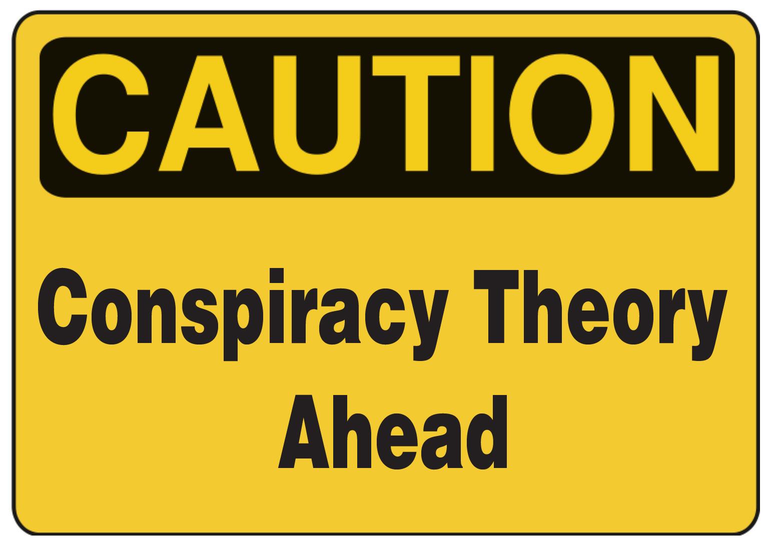 Náboženstvo konšpiračných teórií