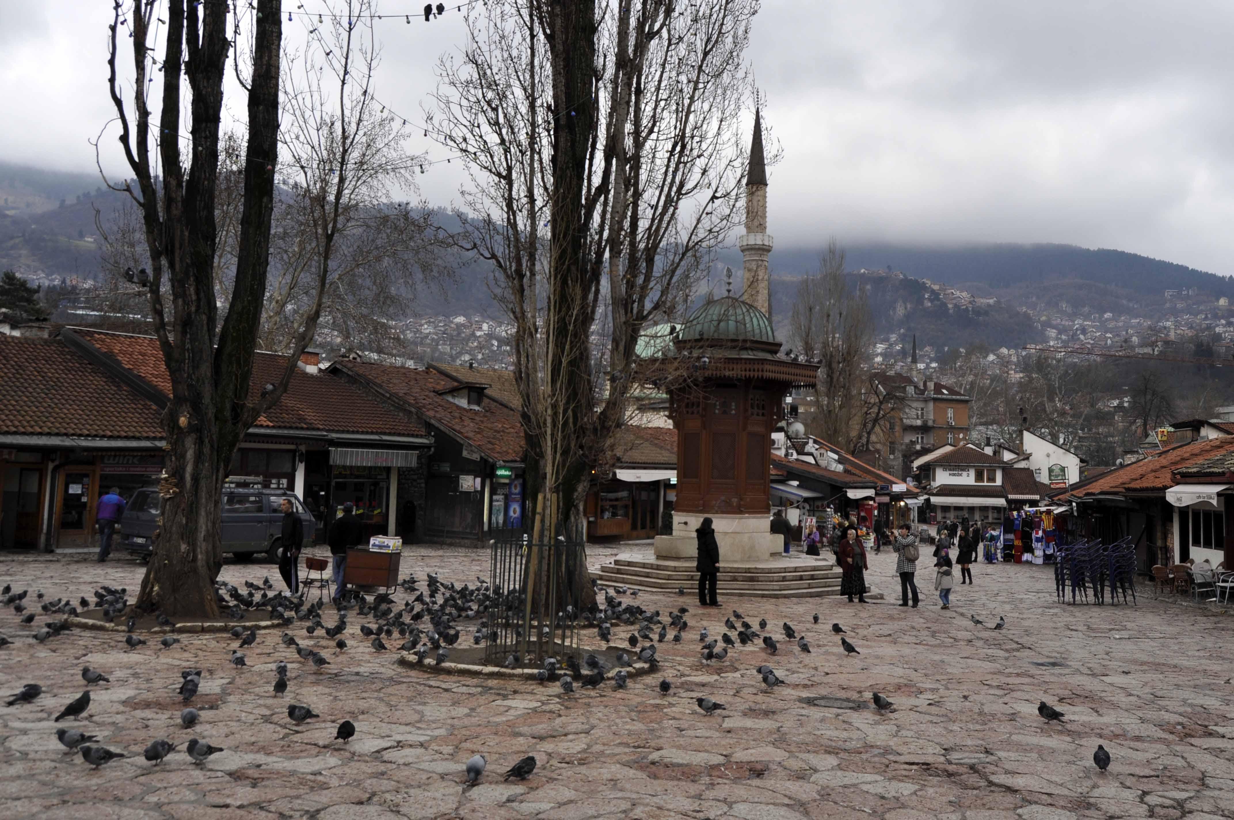 4. Sarajevo
