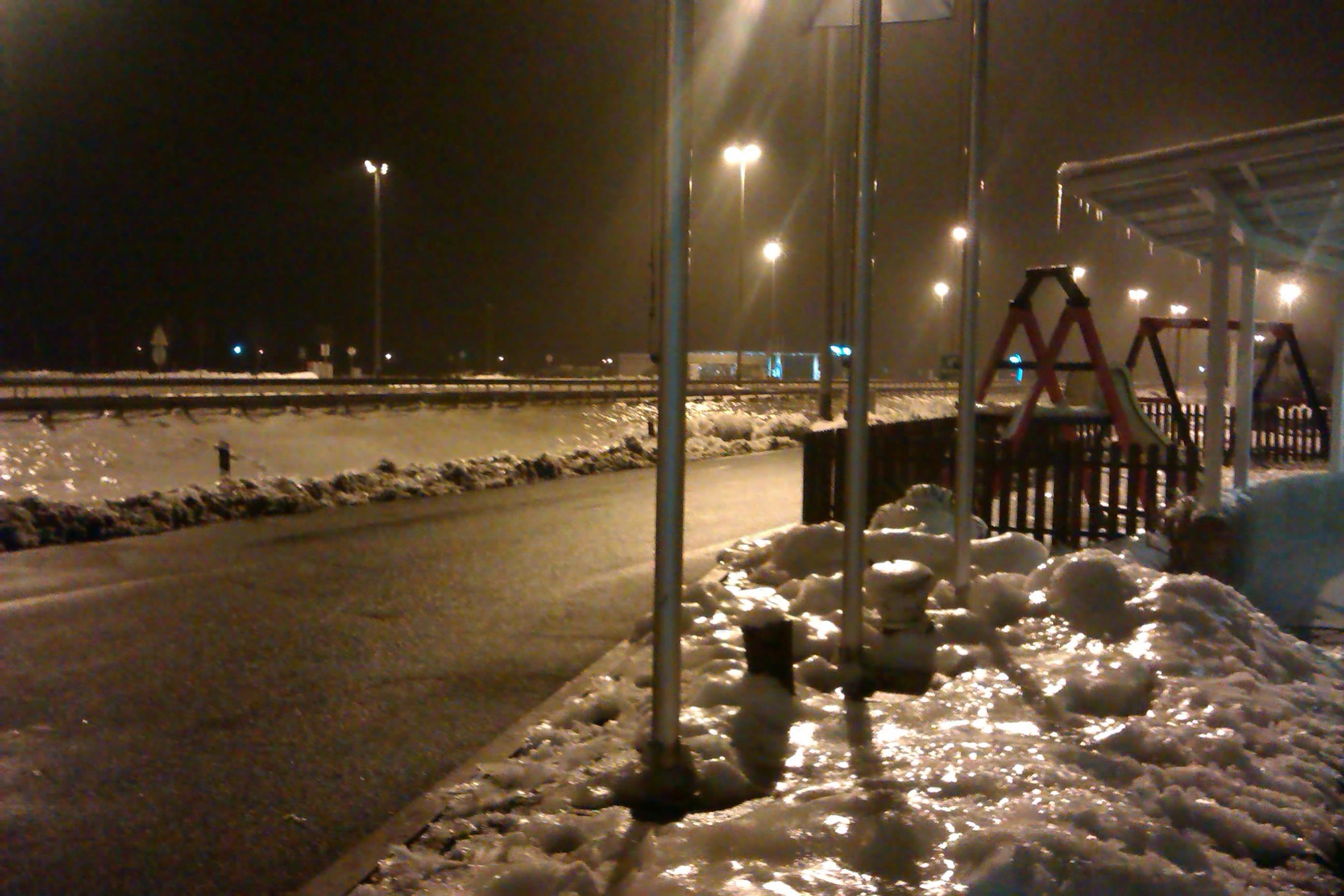 chorvatska snehova nadielka