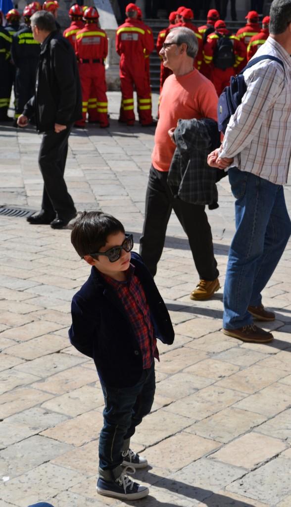 Chlapec, ktorý má ďaleko lepší swag než ty!