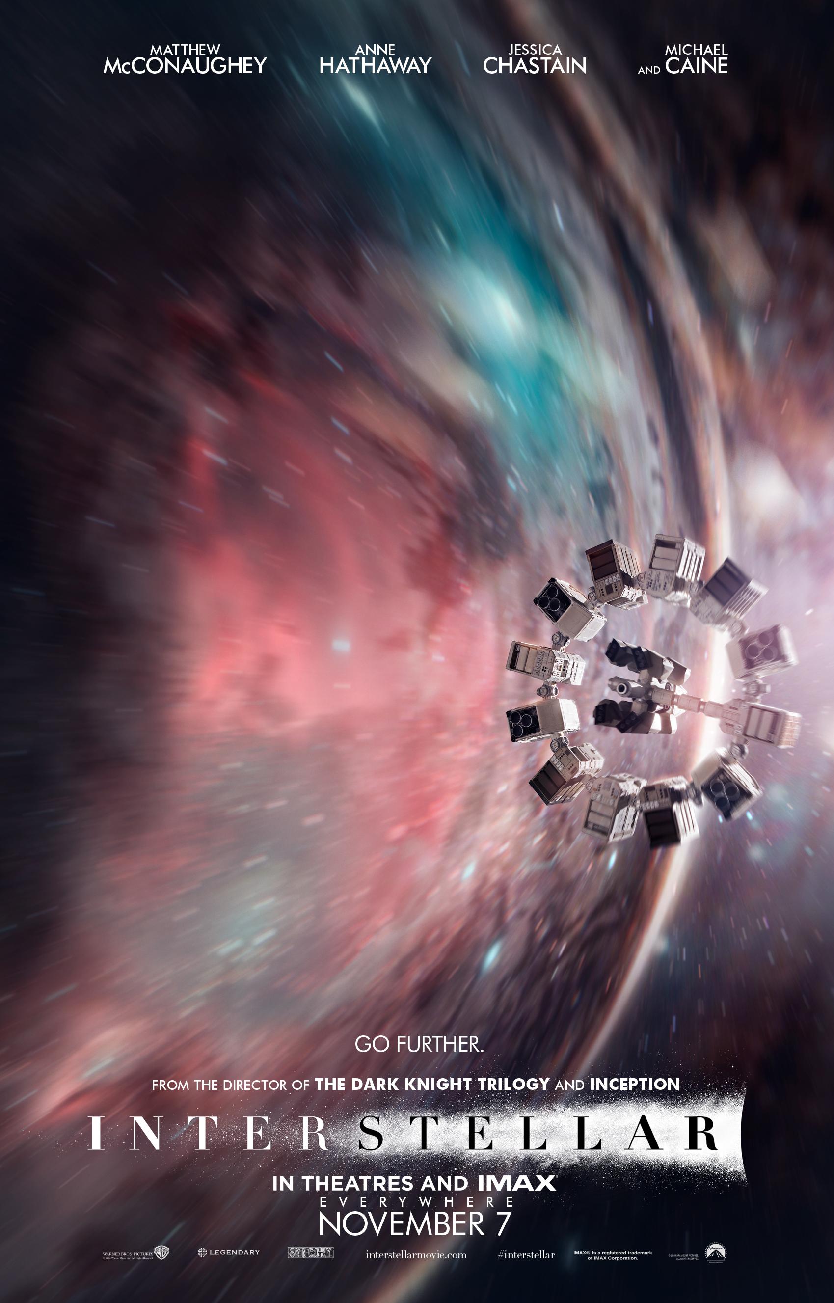 Interstellar – vesmírny blockbuster