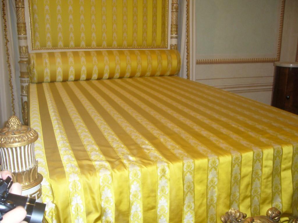 Kráľovksá Napoleonova posteľ