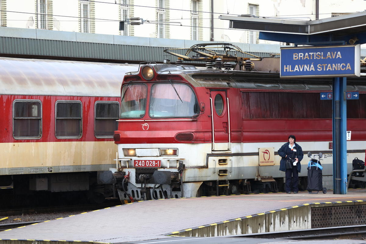 Cesta vlakom grátis