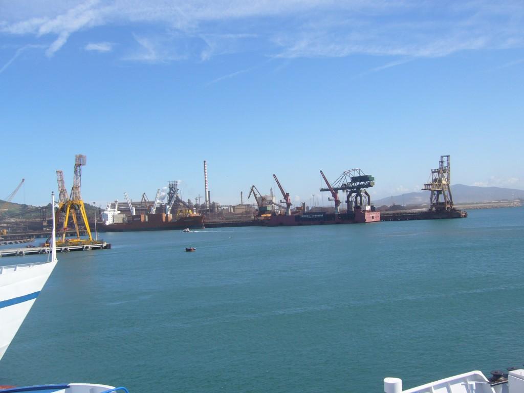 Prístav v plnom prúde