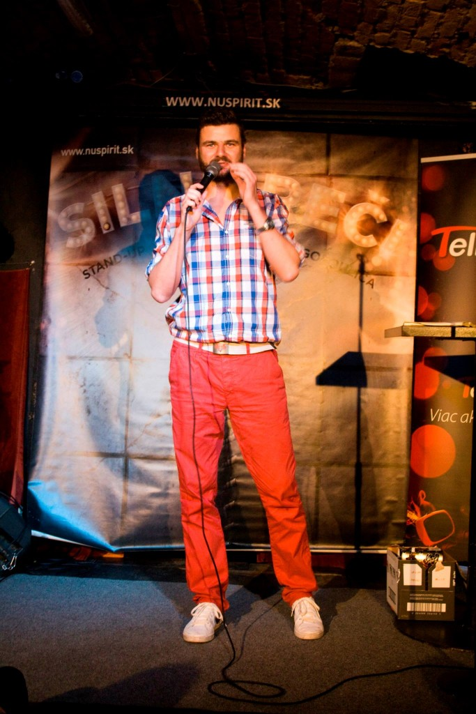 Ján Gordulič, zakladateľ slovenskej stand-up šou Silné reči