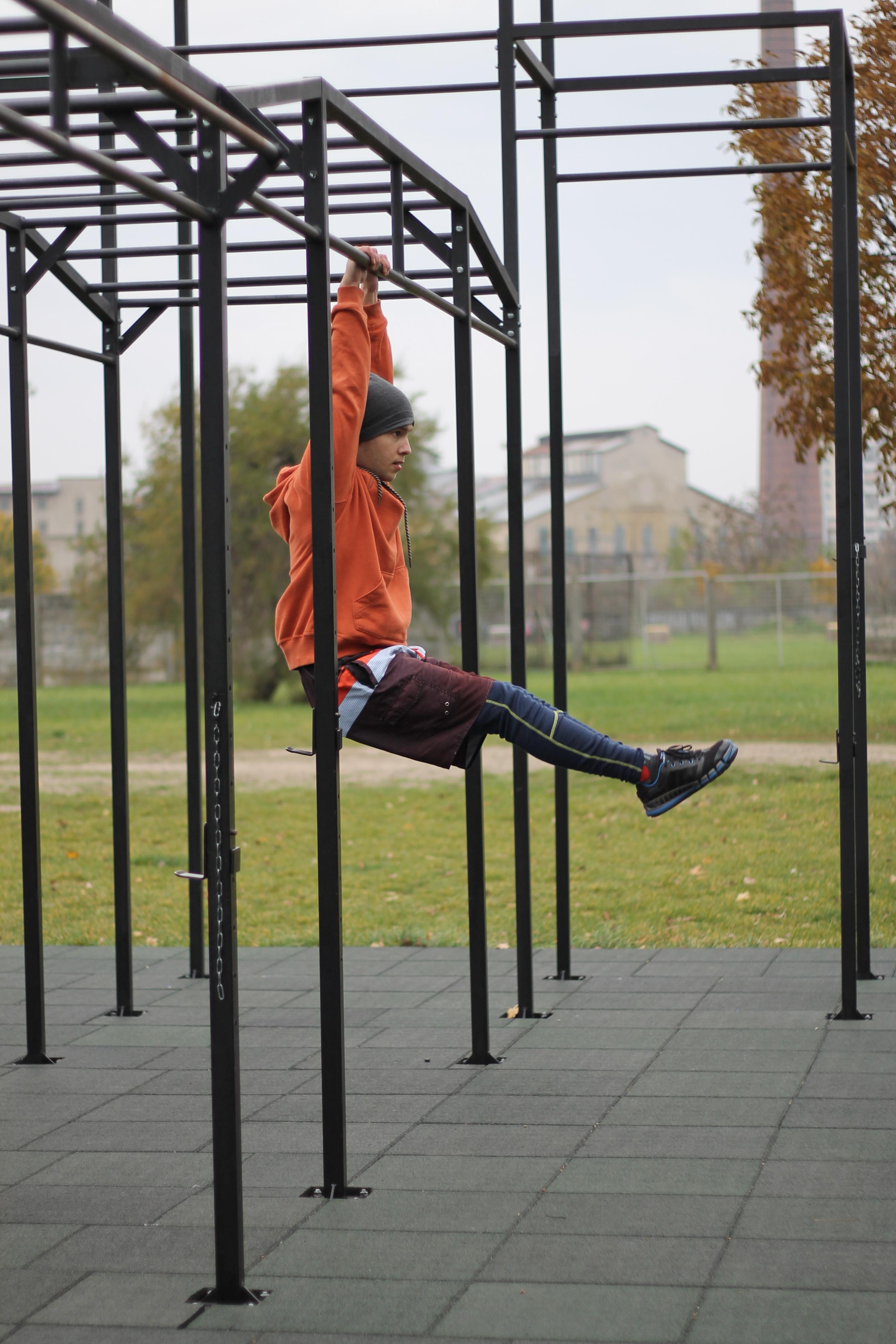 V Trnave vyrástlo nové workoutové ihrisko