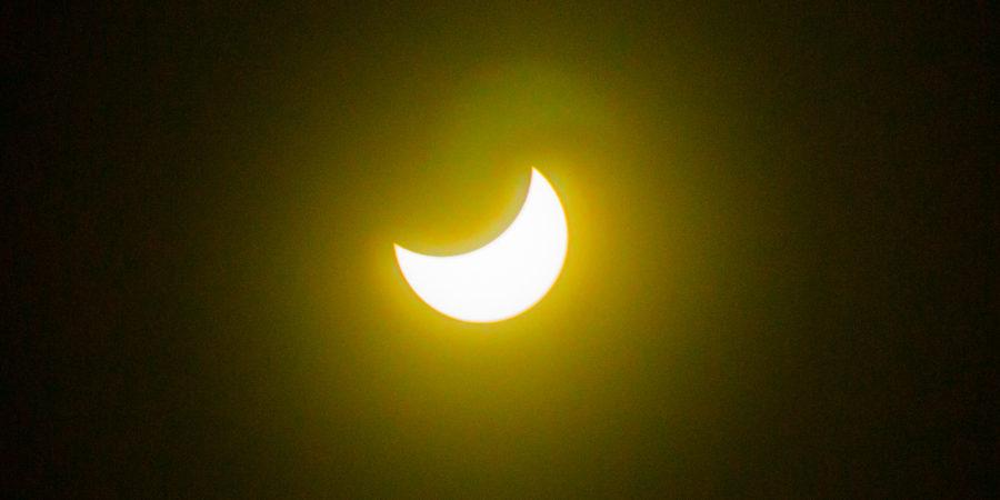 Zatmenie Slnka objektívom redaktora Atteliéru