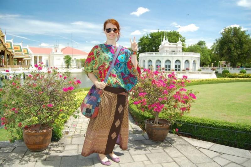 Keď je biela v Thajsku raritou