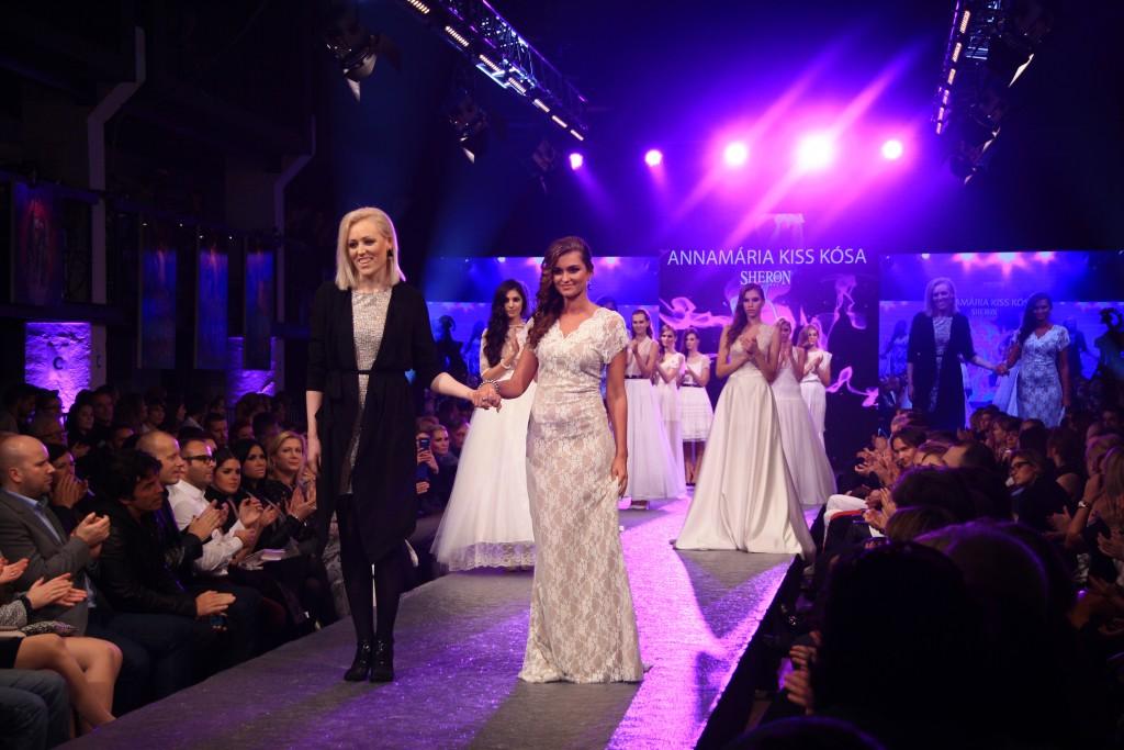 Annamária Kiss Kósa predstavila kolekciu svadobných šiat