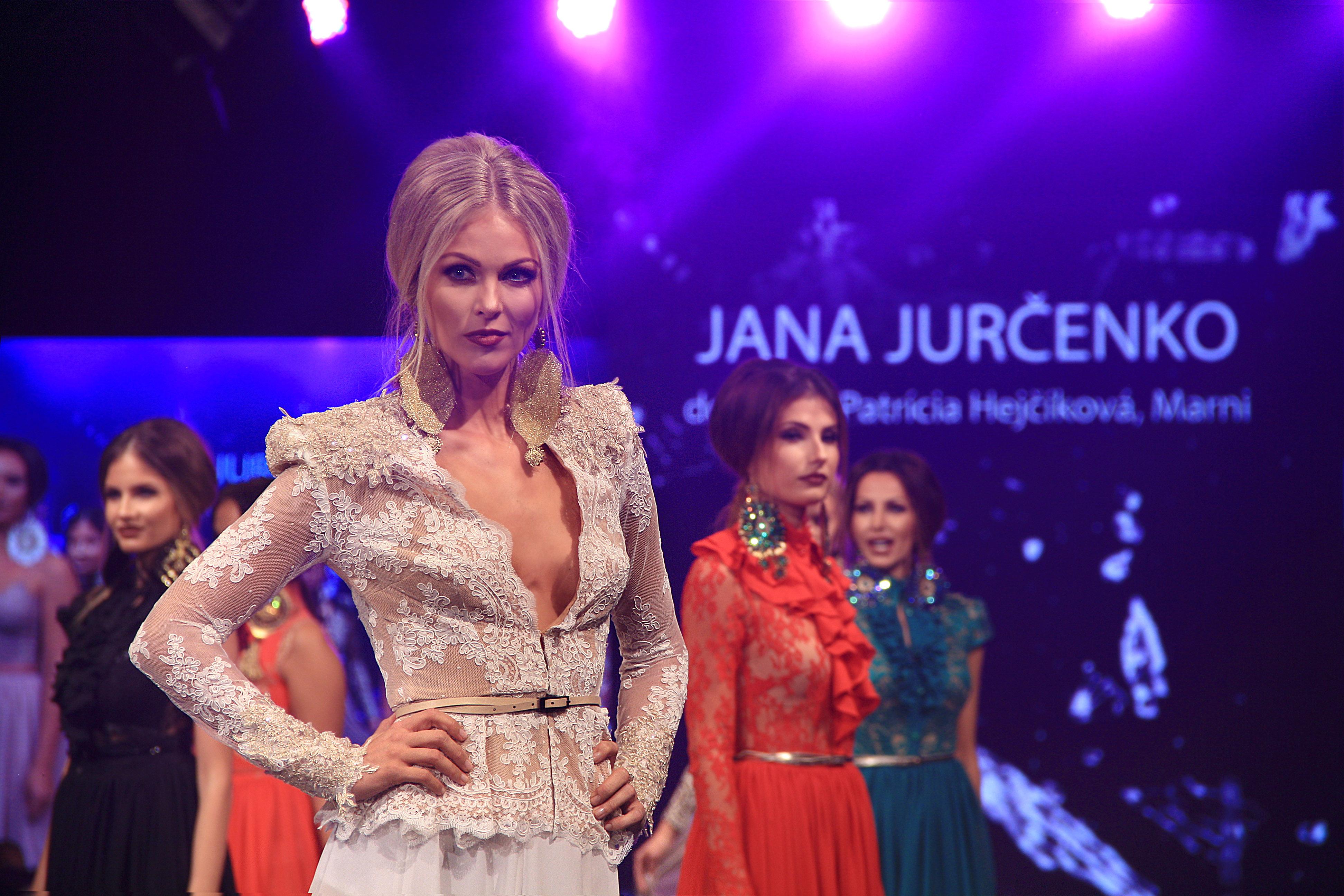 Kolekcia Jany Jurčenko