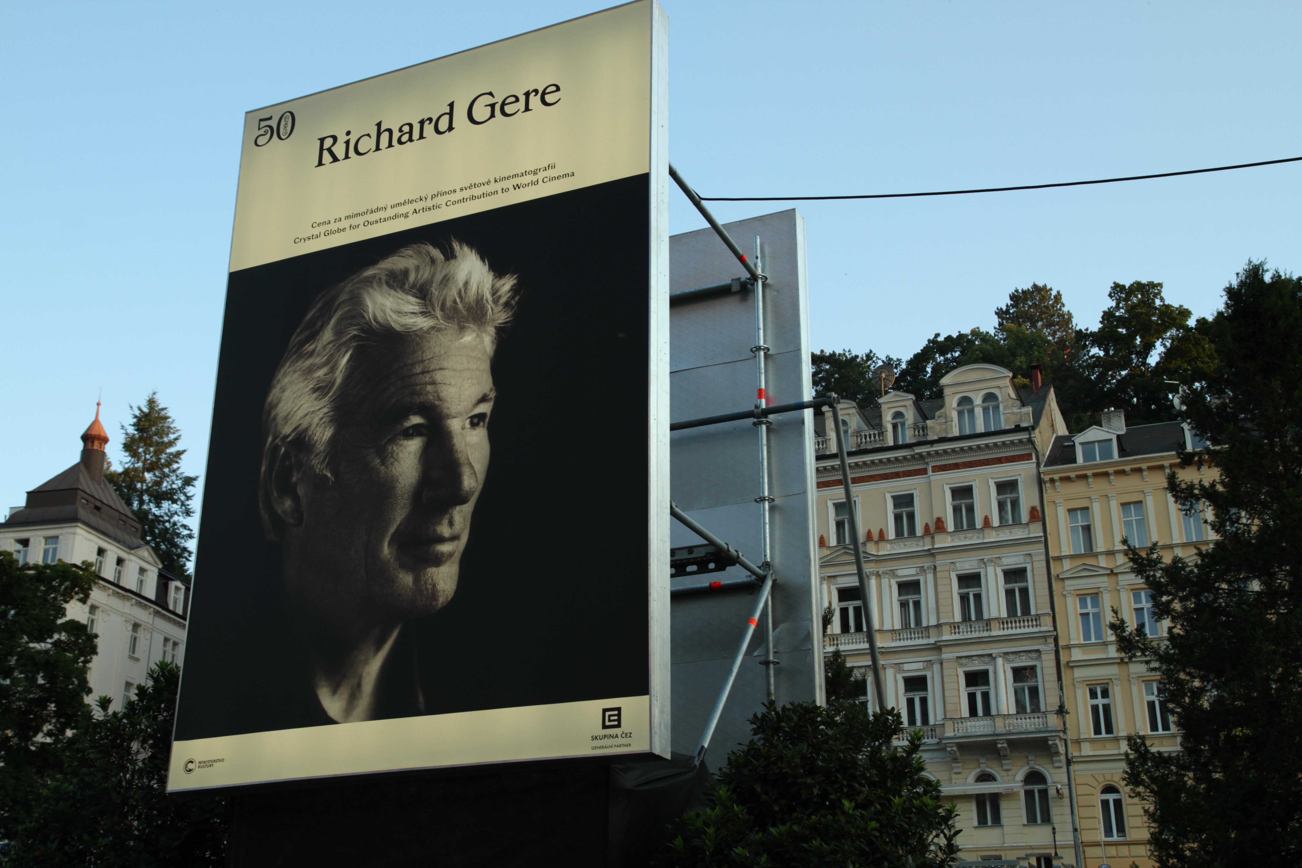 Hlavnou hviezdou tohtoročného festivalu bol herec Richard Gere.