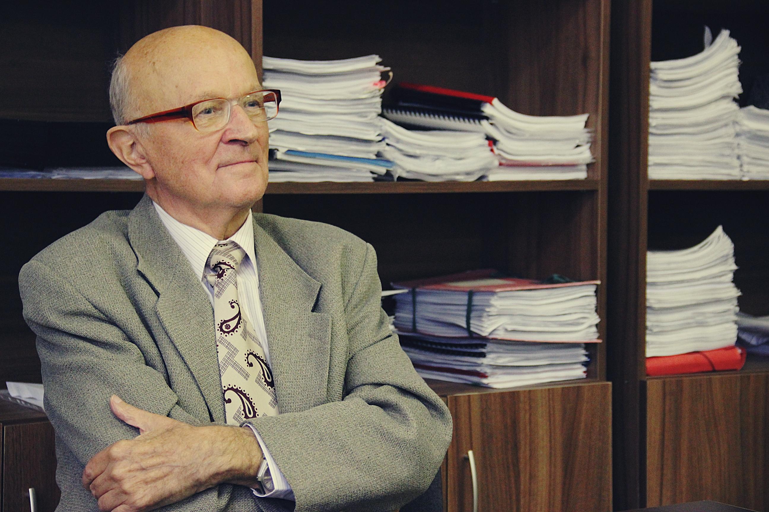 Náš neznámy-známy profesor
