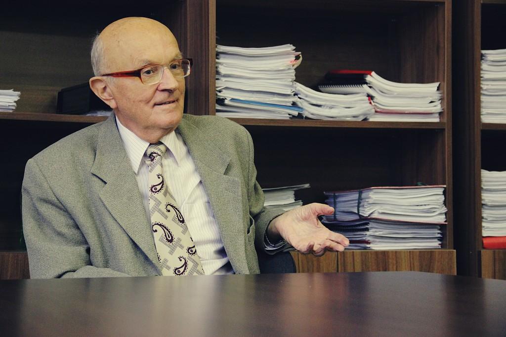 prof. PhDr. Juraj Vojtek, CSc.