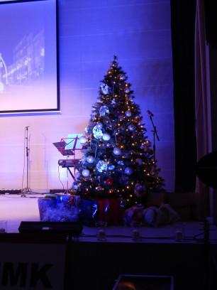 Celý koncert sa niesol v príjemnej vianočnej atmosfére