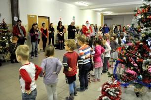 Program spríjemnili pekným vystúpením aj deti zo škôlky v Jame