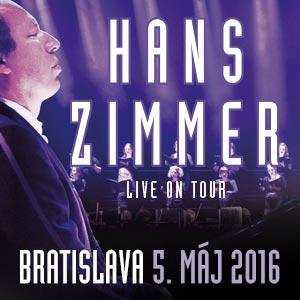 Hans Zimmer v Bratislave