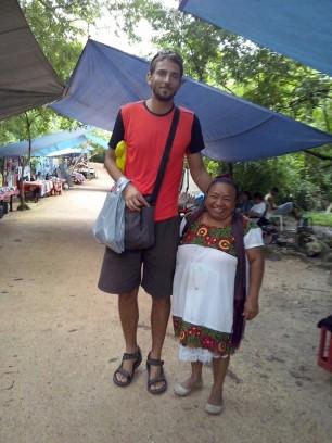Adrián rozpráva najradšej o Mexiku. Nachodil v ňom až 150 000 km.