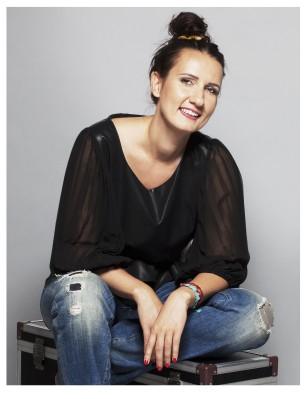 Timea Keresztényiová - vedúca publicistiky