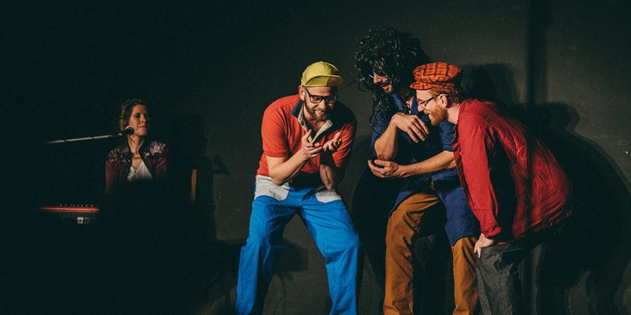 Improvizačné divadlo 3T opäť v Trnave