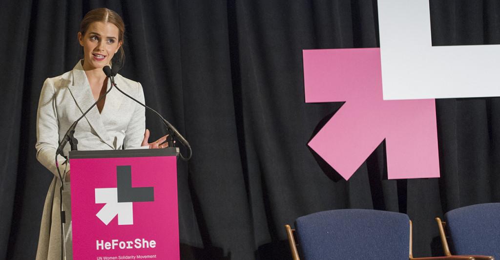 Emma Watson a jej prejav na pôde OSN k téme feminizmus