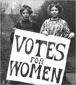 Hlasy pre ženy