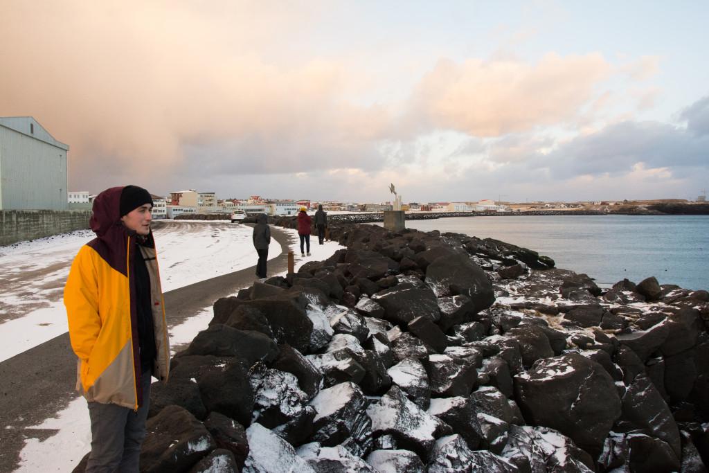Keflavík, Grónske more