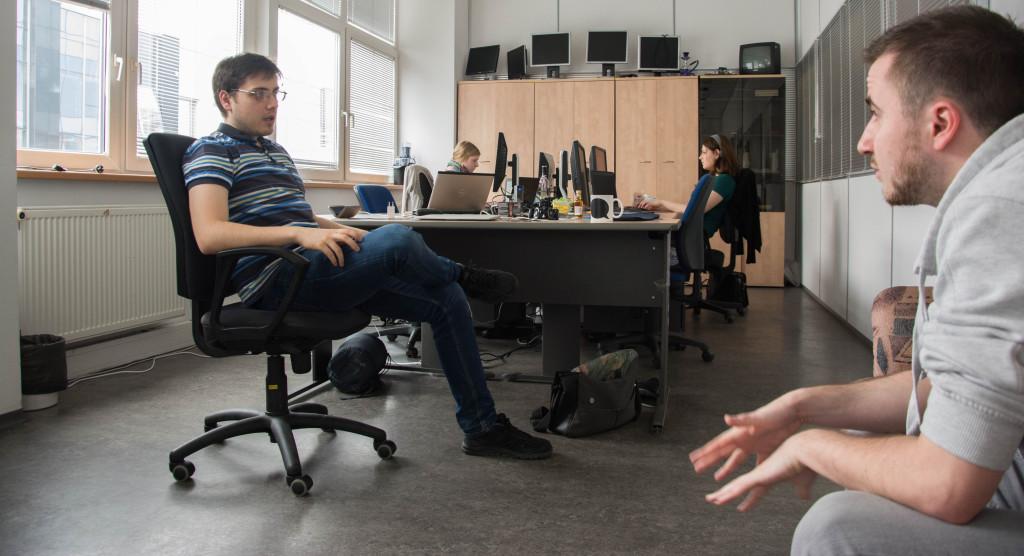 Počas rozhovoru s šéfredaktorom portálu Fičí.sk Petrom Nagyom
