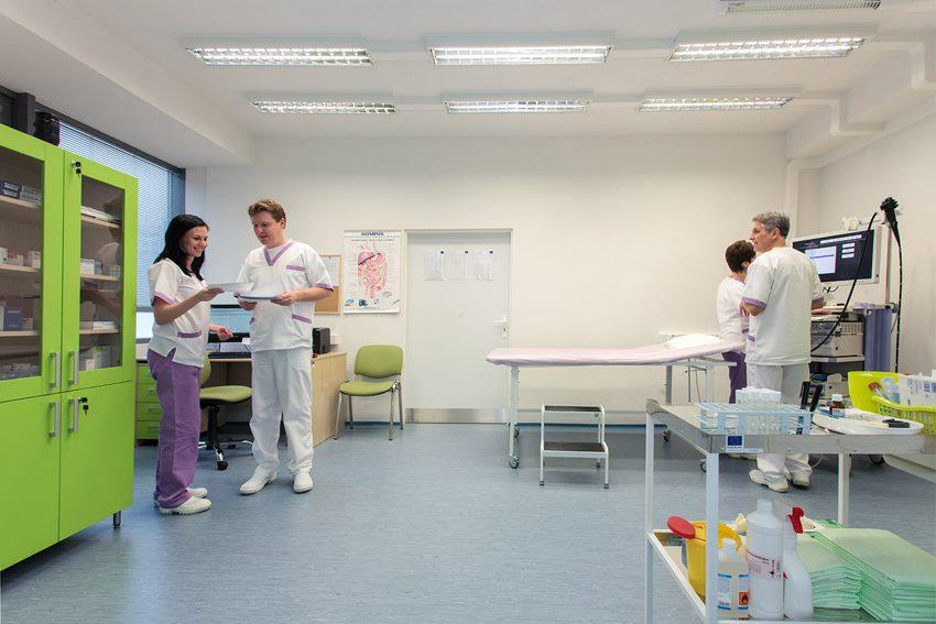 Včasná návšteva gastroenterológa dokáže výrazne ovplyvniť priebeh vašej choroby