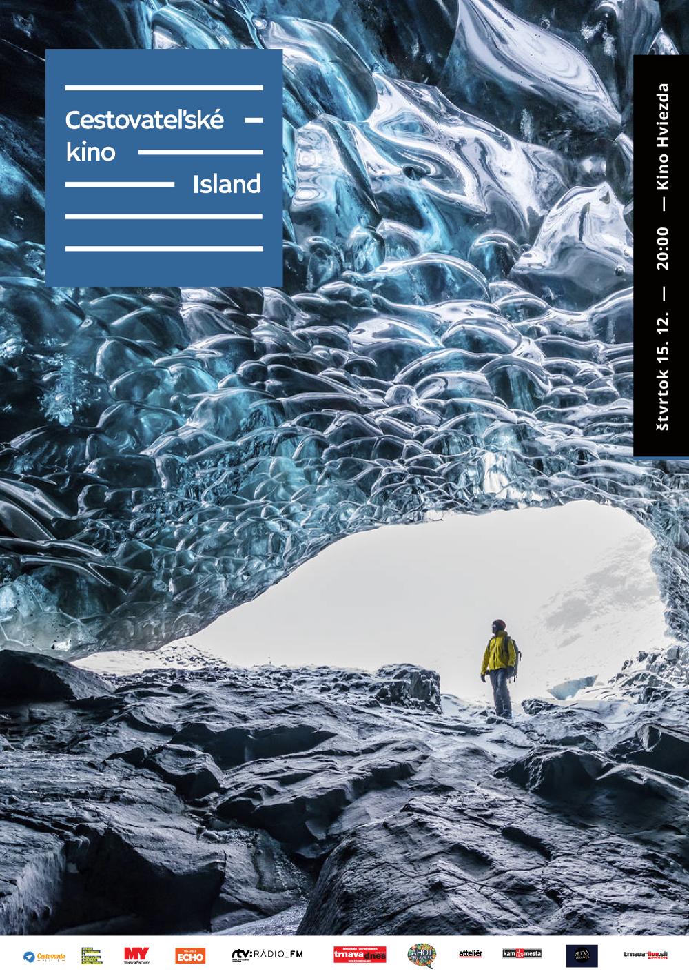O Islande, jeho mystických príbehoch aj nádhernej prírode porozpráva Cestovateľské kino