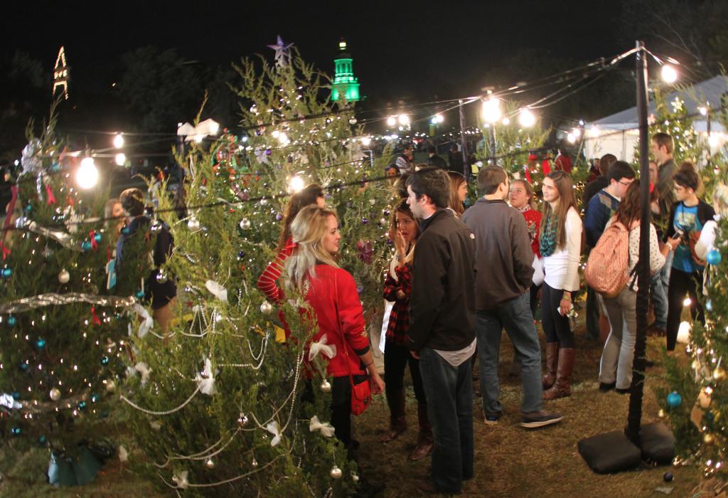 V Maroku nájdete predajcov stromčekov