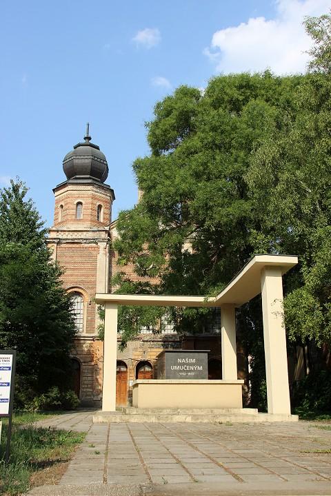 Neologická synagóga v Trnave