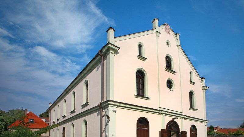 Zabudnuté synagógy
