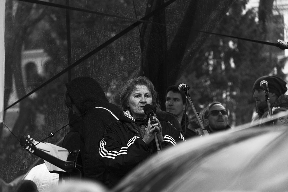 Matka_zavraždeného Róberta Remiáša Anna Remiášová.