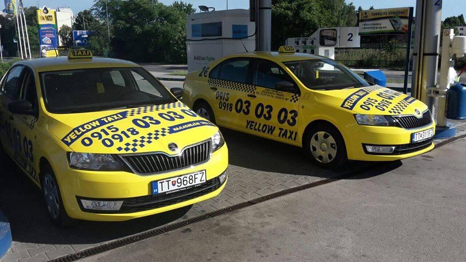 Ceny taxi služieb stúpajú.