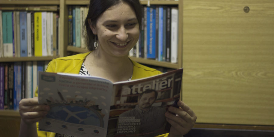 Magdaléna Švecová: Berme štúdium ako devízu a nie ako trest