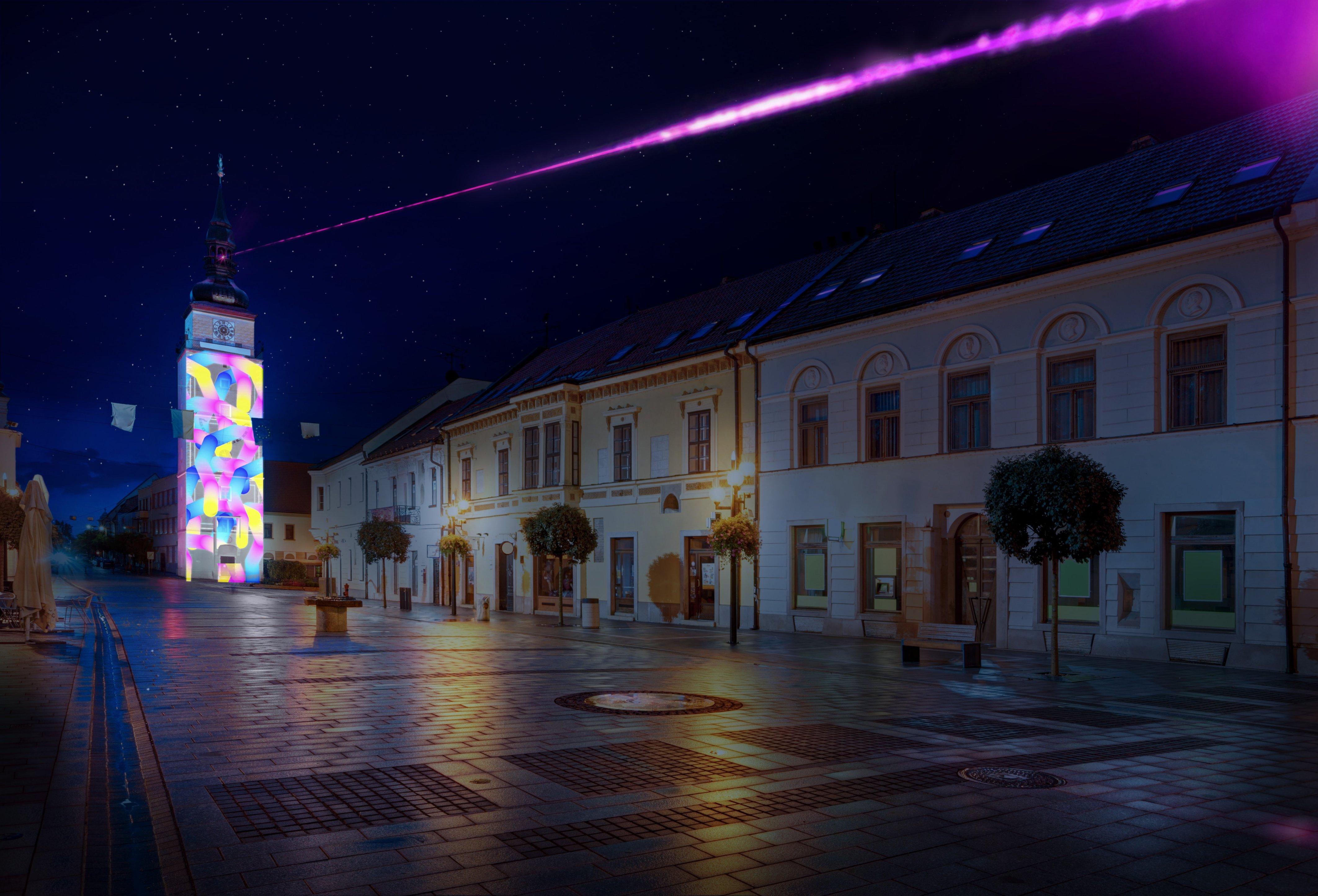 Divadlo a multimediálny festival Lovely Experience – aj takéto spojenie bude možné vidieť na Trojičnom námestí poslednú májovú sobotu