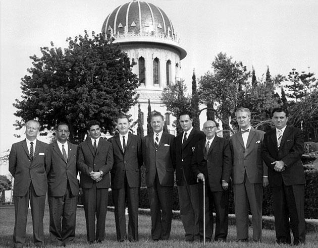 svetový dom spravodlivosti 1963