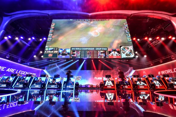 e-sport elektrické športy e-sporty videohry šport elektrický šport