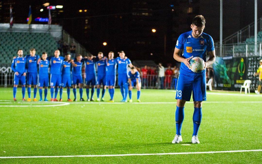 Aj v Trnave si získava čoraz viac fanúšikov. Malý futbal u nás zažíva revolúciu