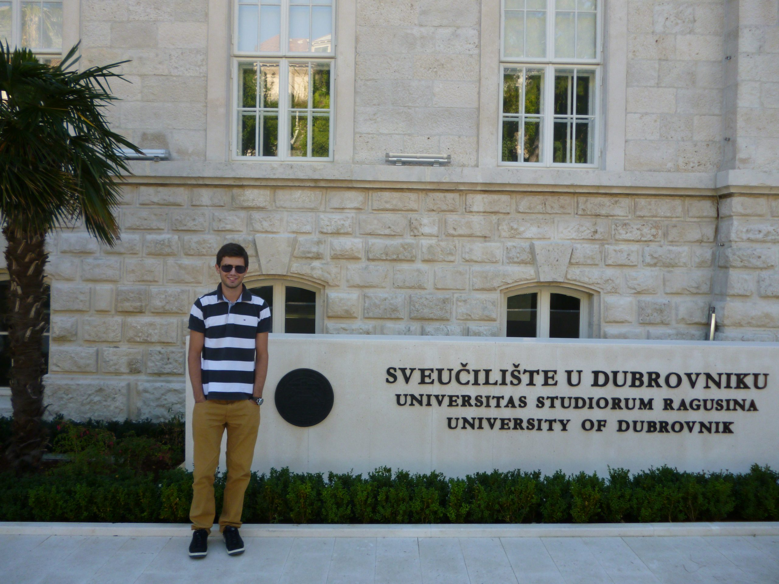 university of dubrovnik erasmus študenti