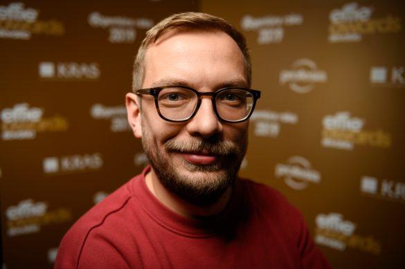 Copywriter Matúš Hliboký